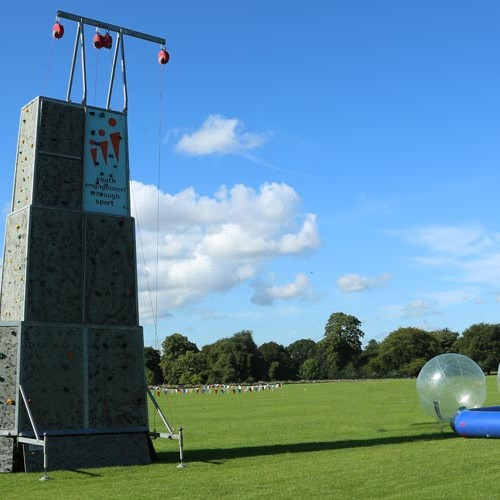 Climbing Wall | Community Partnership