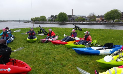 Limerick City Kayak Tours