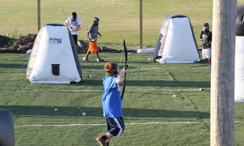 Get West play Archery Tag 0