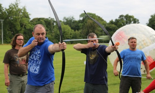 Stag ActivitiesHoverball Archery