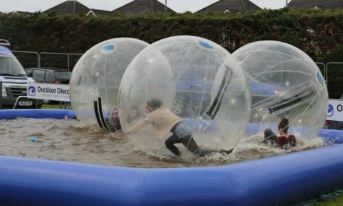 Water Walking Zorbs 2