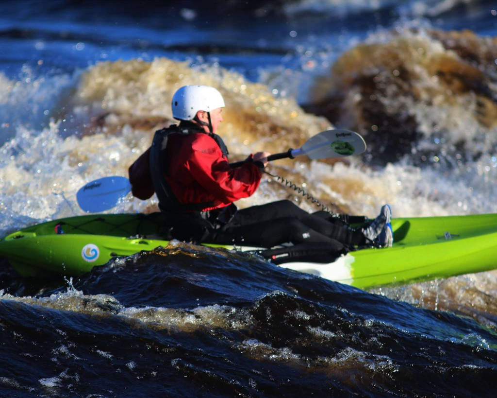 Kayaking Limerick 6