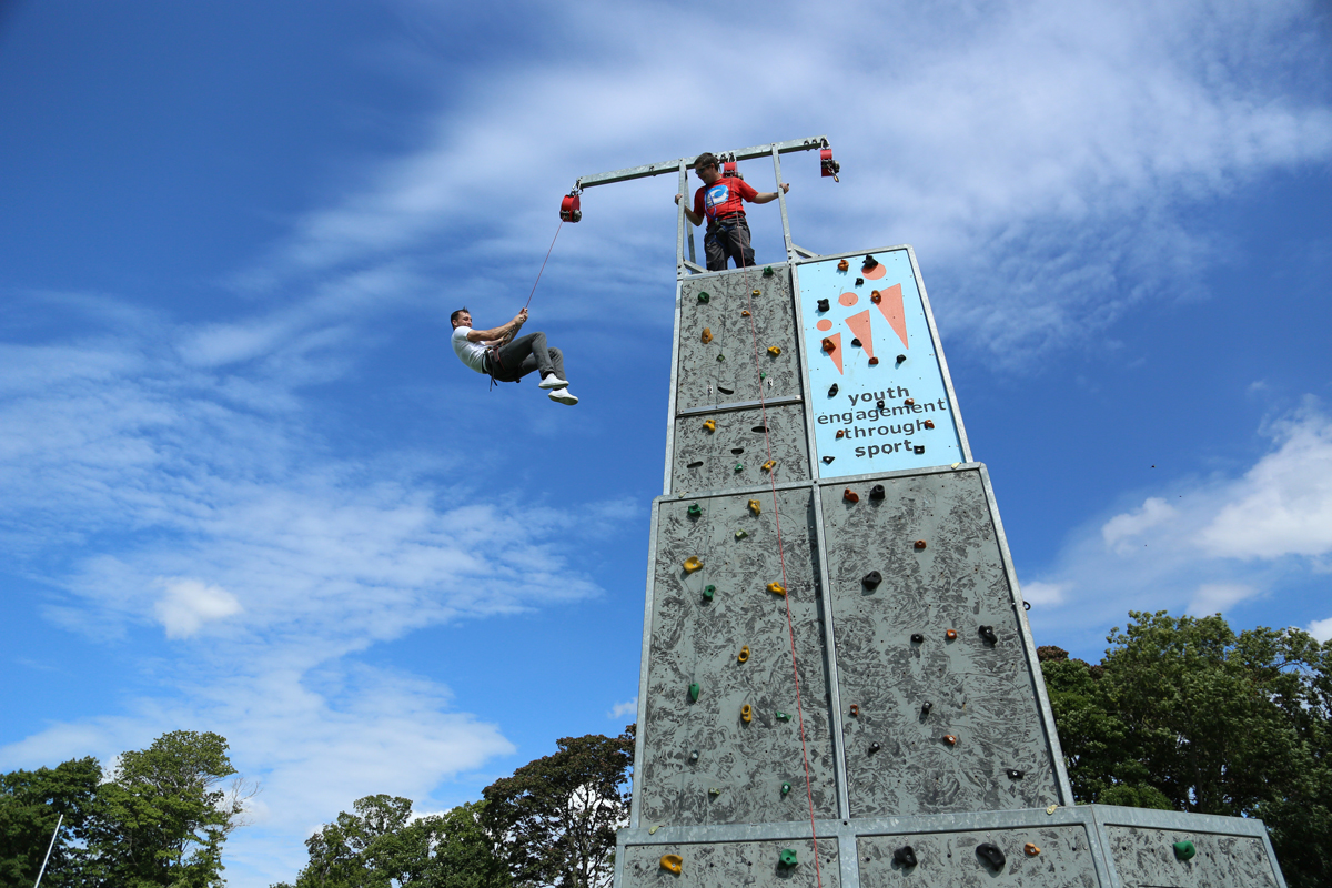 Get 10% OFF our Climbing Wall this Autumn/Winter 2016