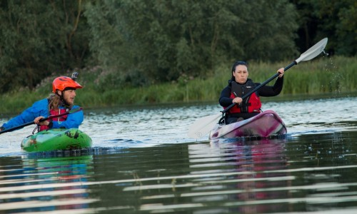 Learn To Kayak, Adventure Race Training