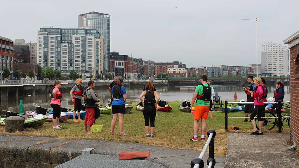 Blueways 10k Group Pre Kayak Instructions