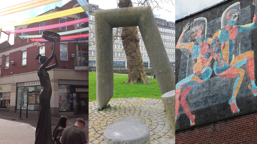 Cycling tours of Limerick Culture Art