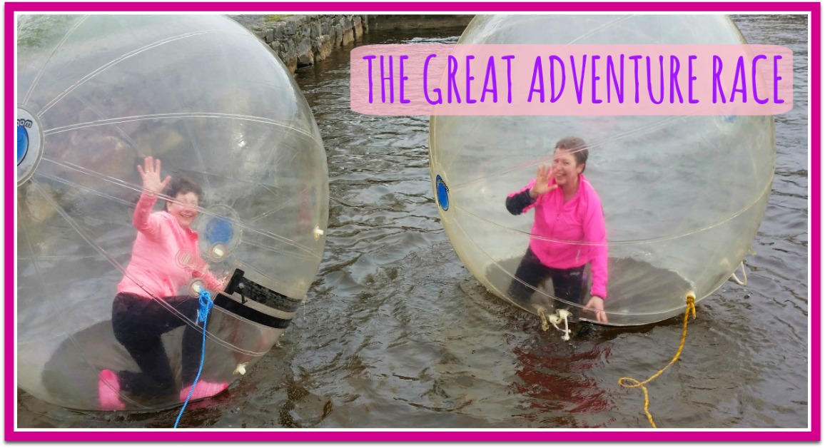 Hen Activities - The Great Adventure Race