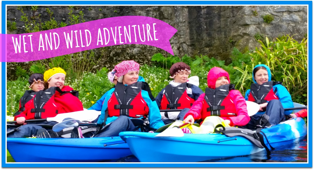 Hen Activities - Wet & Wild Adventure