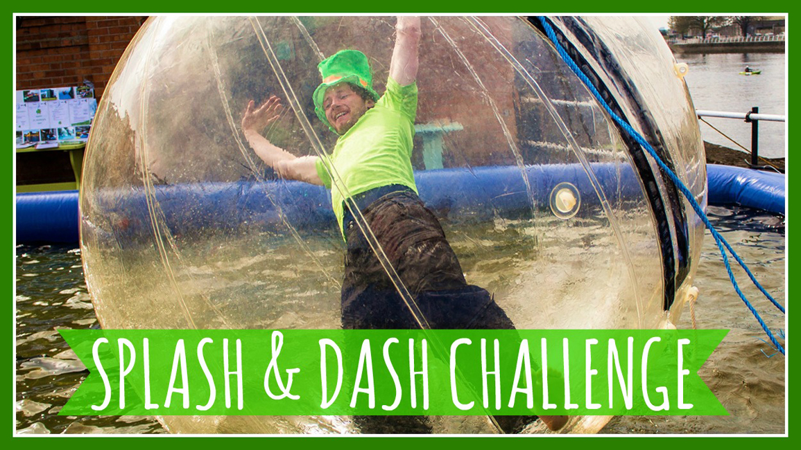 Stag Activities - Splash & Dash Challenge