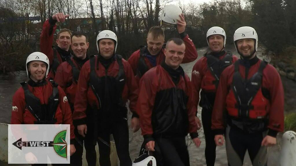 Stag Party Inny River