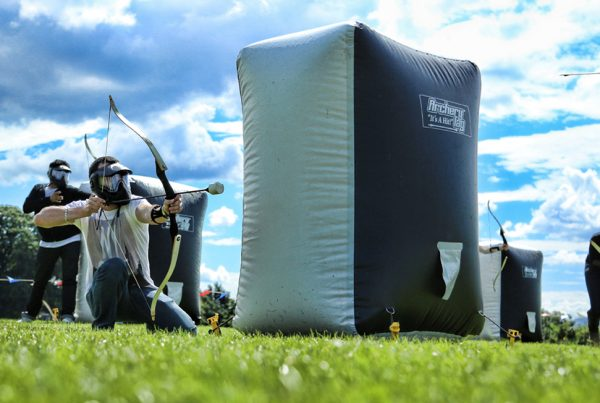 Archery Tag Stag Activities