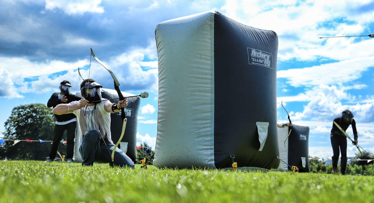 Win Archery Tag for Your Students!