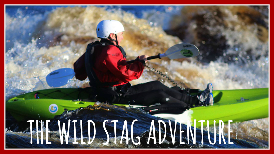 Stag Activities - The Wild Stag Adventure