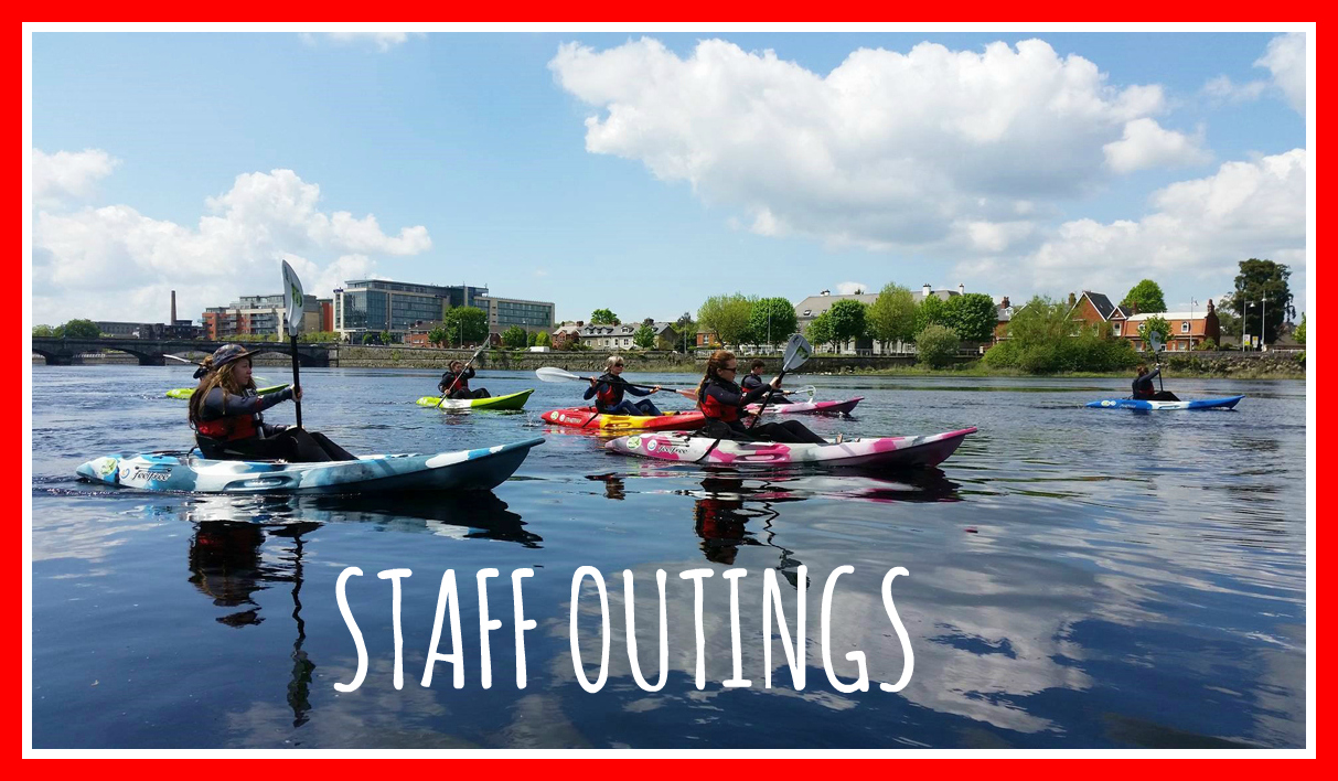 Staff Outings Banner