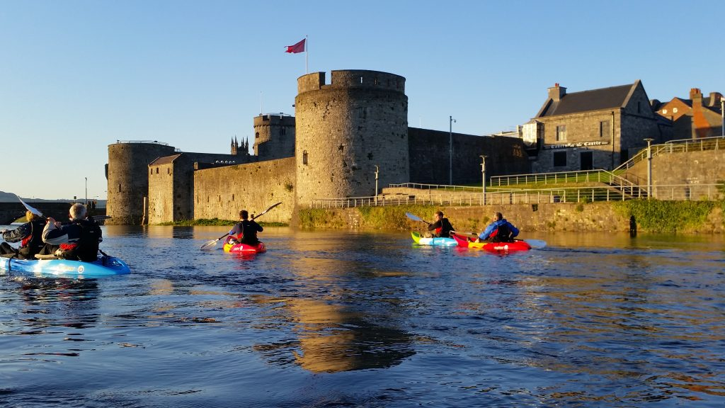 Kayaking for corporate groups 1