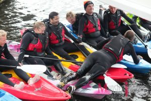 Kayaking for corporate groups 11