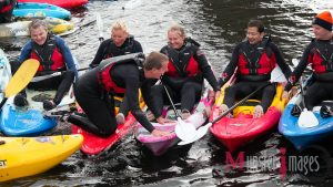 Kayaking for corporate groups 12