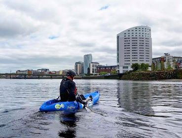 Kayaking for corporate groups 13
