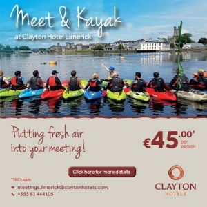 Kayaking for corporate groups 14