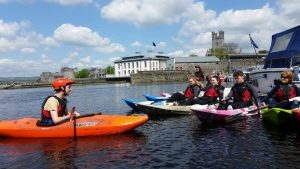 kayaking for corporate groups 6