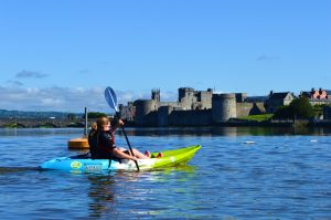 kayaking for corporate groups 8
