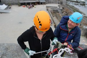 Abseiling 11