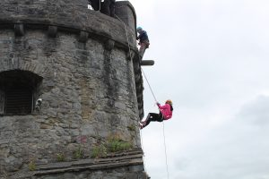 Abseiling 12
