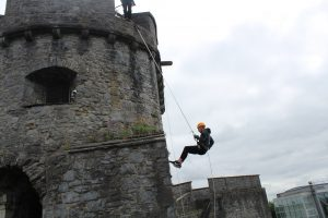 Abseiling 13