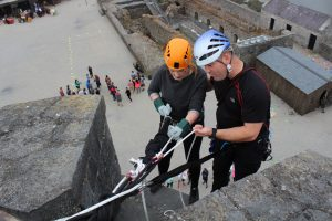 Abseiling 8