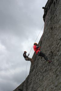Abseiling 27